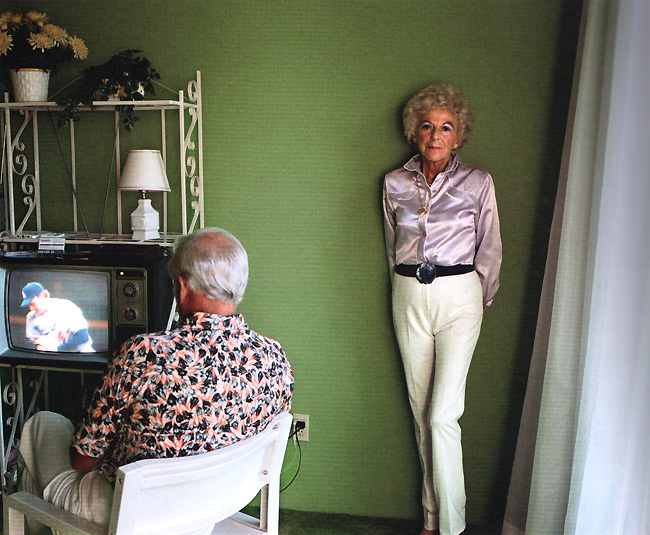 Larry Sultan © Pictures from home, 1992