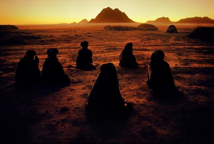 Steve McCurry © Afganistán