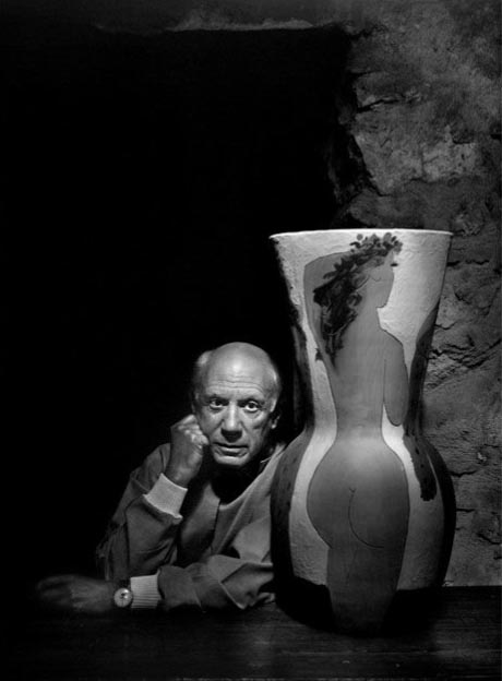 Yousuf Karsh © 1954Pablo Picasso