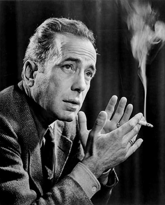 Yousuf Karsh © 1946 Humphrey Bogart