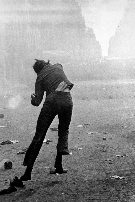 Giles Caron © 1968Publicado en Photo France en Mayo de 1978