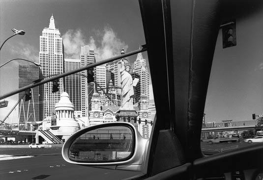 Lee Friedlander © America by Car