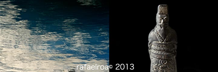 Rafael Roa © 2013 Lost Paradises, The soft defeat of time