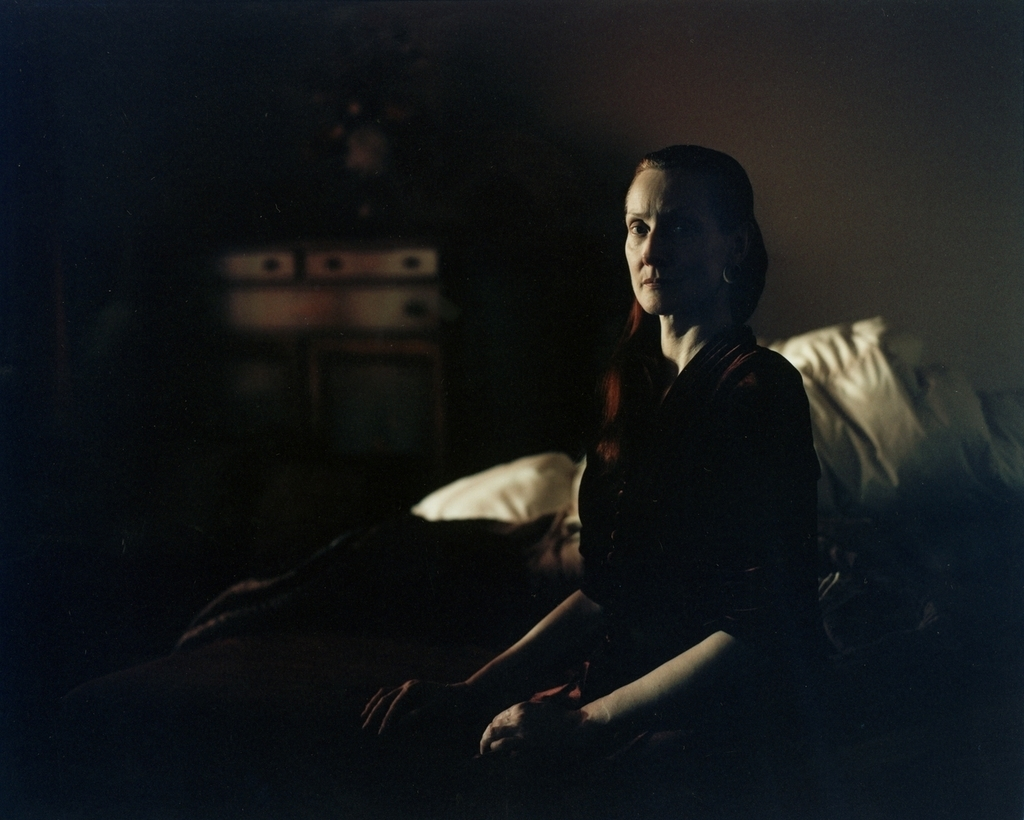 Leigh Ledare © Mom in New Home, 2007