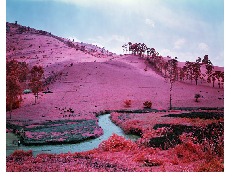 Richard Mosse © Men Of Good Fortune, North Kivu, Eastern Congo, 2011