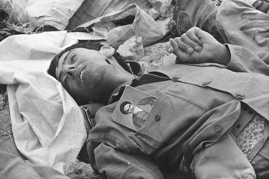 Kaveh Golestan © Iran-Iraq war series 1980-1988 courtesy kaveh golestan estate