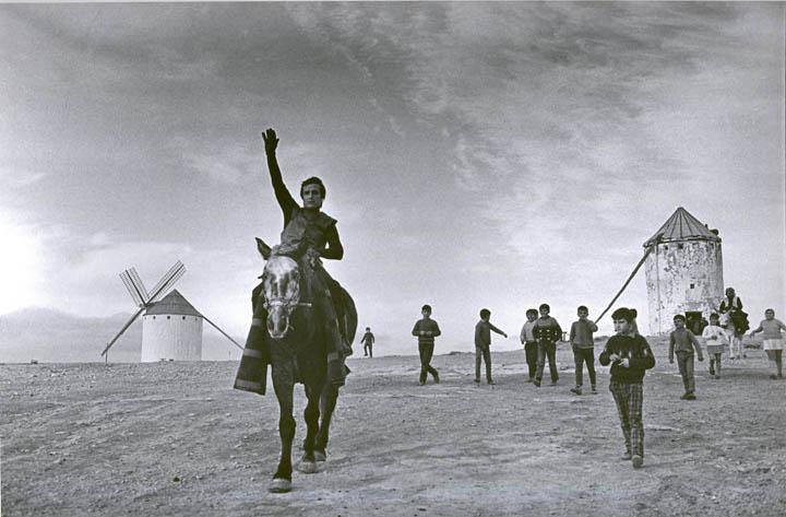 Fernando Herráez © 1971, La Mancha