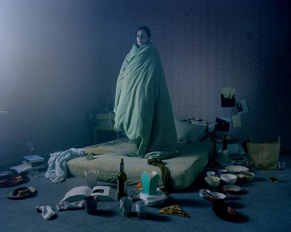 Anna Orlowska © de la serie Leakage