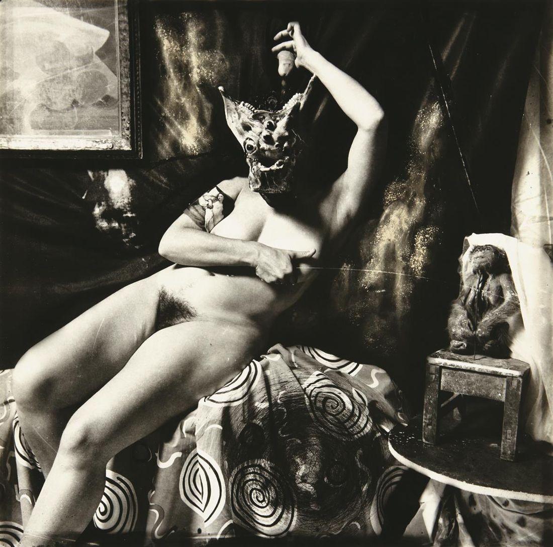 Amour, Nuevo México, 1987 Fotografía, gelatina de plata sobre papel (Edición 3/3)     104 x 104 cm